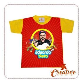 Camiseta Personalizada Luccas Neto