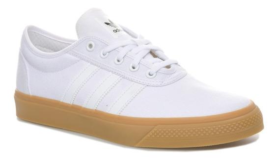 adidas Adiease Tenis Nuevos Originales Db3110 Blancos