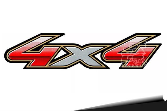 Calco Toyota Hilux 4x4 2015 Alternativa Juego 2 Unidades