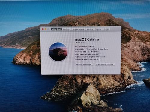 Mac Mini Server Modelo A1347