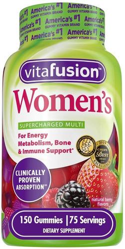 Vitamina Vitafusion Women's Gummy