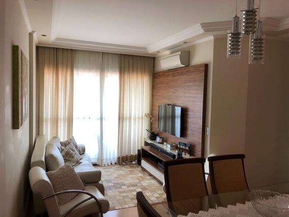 Apartamento Com 3 Quartos (1 Suite) Com Armários Planejados
