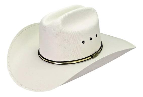Chapéu Mundial Americano Gold Country Fio De Ouro Cowgirl
