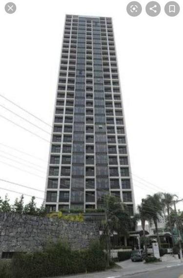 Flat Para Alugar, 55 M² Por R$ 660,00/mês - Santana - São Paulo/sp - Fl0029