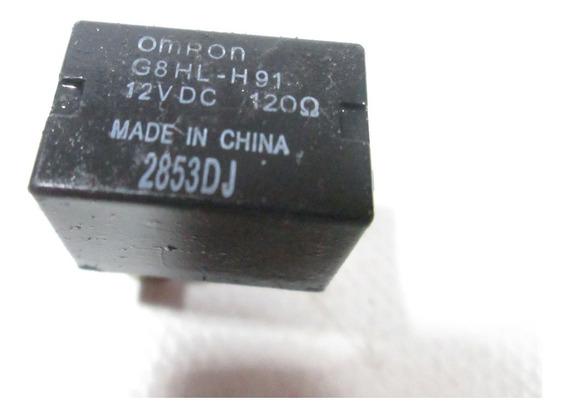 Rele Auxiliar Honda Omron G8hl - H91 - 12vdc Original Cb300
