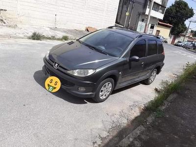 Peugeot 206 Sw 1.6 16v Escapade Flex 5p 2008