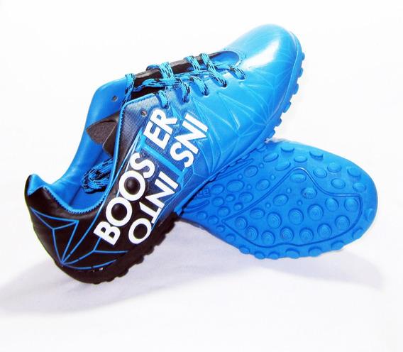 Tenis Tacos Fútbol Rápido S17305 - Booster - Mundo Arquero