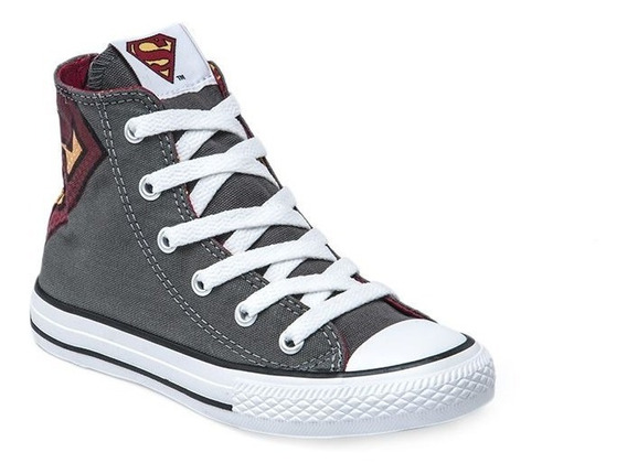 Botitas Converse All Star Superman Estampa Precio Especial