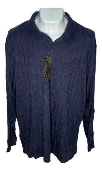 T Polo 2xl Axist Id C518 N Hombre Remate!
