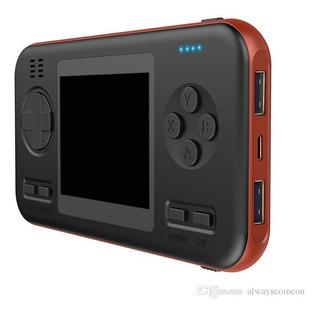 Nintendo Consola Portatil 416 Juegos Salida Usb Power Bank