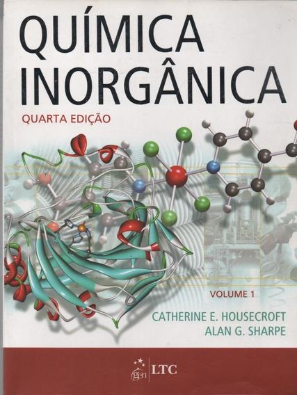 D1185 - Química Inorgânica - Volumes 1 E 2 - Catherine H.