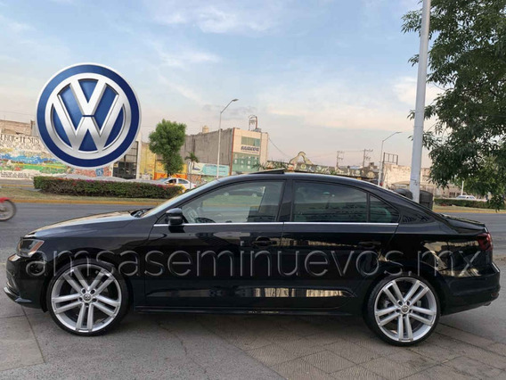 Volkswagen Jetta 2016 4 Pts. Sport Bolsa Paq Weltradio Tech
