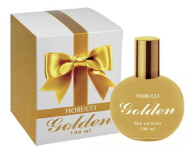Deo Colônia Perfume Golden Fiorucci Feminino 100ml