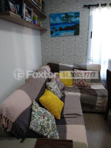Imagem 1 de 30 de Apartamento, 2 Dormitórios, 51.46 M², Hípica - 207419