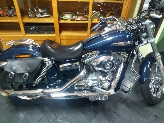 Harley Davidson Dyna Fxdc - Super Glide Custom