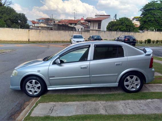 Chevrolet Astra Advantage 2.0 2007 Completo + Banco De Couro