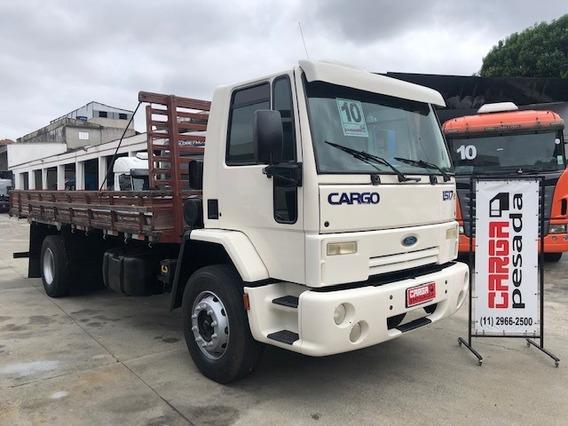 Ford Cargo 1517 Carroceria Baixa Km = 1317 15180 13190 1718