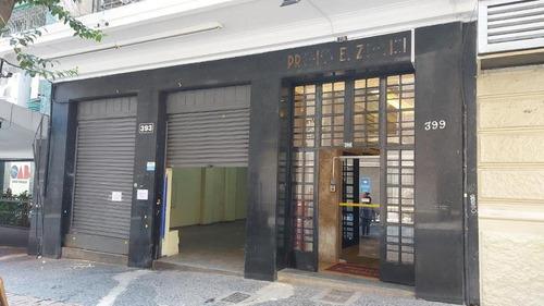 Loja, 270 M² - Venda Por R$ 1.600.000,00 Ou Aluguel Por R$ 12.000,00/mês - Sé - São Paulo/sp - Lo0017