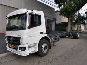 Mercedes-benz Atego 1729 2012
