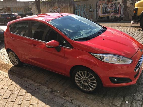 Ford Fiesta 1.6 Titanium Flex Powershift (automatico)
