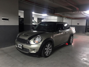 Mini Cooper S 1.6 Turbo Excelente Estado Con 64mil Km