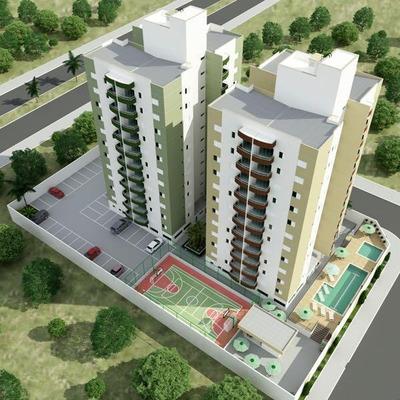 Apartamento Em Plano Diretor Sul, Palmas/to De 90m² 3 Quartos À Venda Por R$ 335.000,00 - Ap239725
