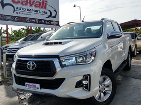 Toyota Hilux Limited Blanca 2017
