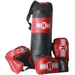 Primera Fila Niños Boxeo Regalo Set (2-5 Año Viejo )