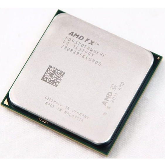 Processador Amd® Fx-9370 Vishera 4.4ghz Am3+ Black Edition
