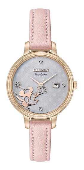 Reloj Citizen Disney - Minnie 4-diamond Para Dama