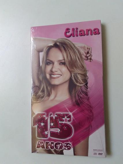 Eliana 15 Anos - Box - 04 Discos - Promoção Relâmpago