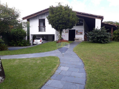 Casa Em Aldeia, Km 7,5, Beira De Pista, Aluguel. - Ca0162