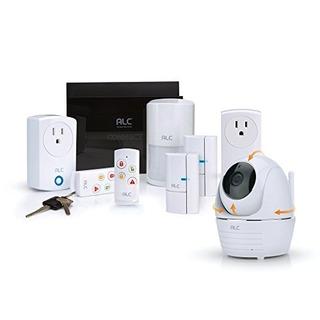 Sistema De Seguridad Alc Connect Plus Con Camara Full Hd Pan