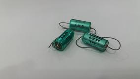 3 Capacitores A Òleo Cherry - 6 K8 1600vdc (3 Peças)