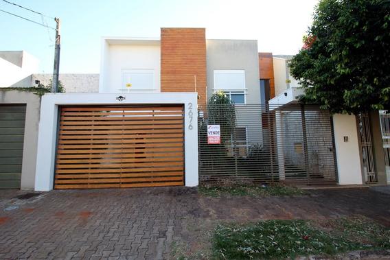 Casa Sobrado Em Jardim Vila Romana - Umuarama - 522