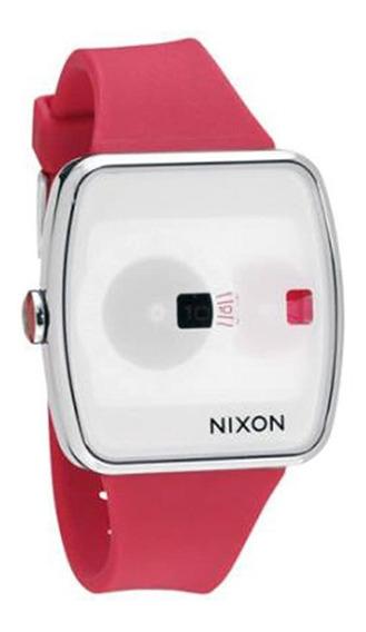 Relógio Nixon Iris Red