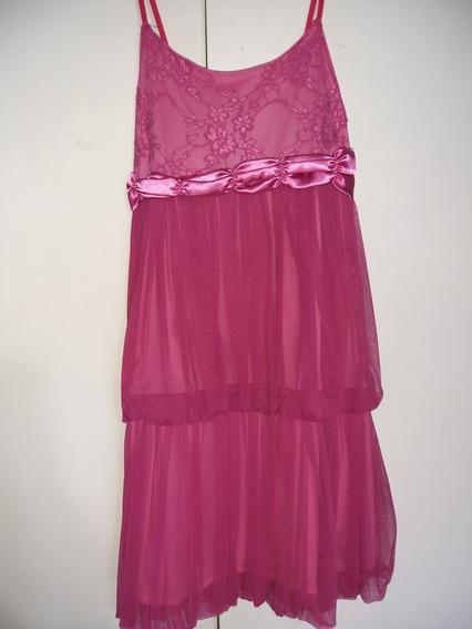 Vestido De Fiesta Talle 16