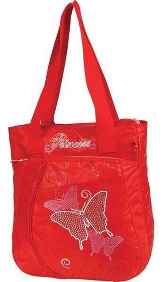 Bolsa Shopping Bag/tote Princess Md 1b Sortido Sem Escolha