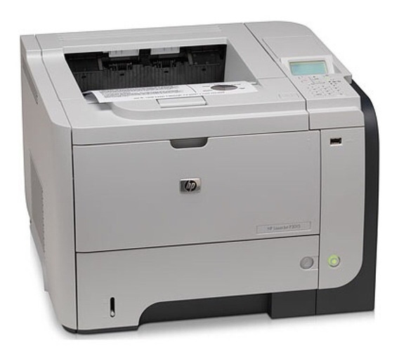 Impressora Hp Laserjet P3015dn Revisada Fixa Toner Video