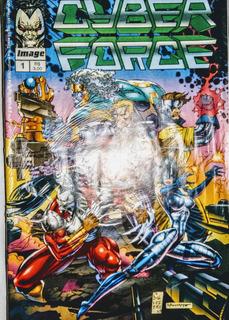 Hq - Cyber Force Nº 1 Ao 15