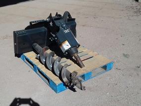 Barrenadora Para Minicargador Bobcat