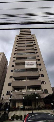 Apartamento À Venda, 113 M² Por R$ 614.000,00 - Vila Zanardi - Guarulhos/sp - Ap2681