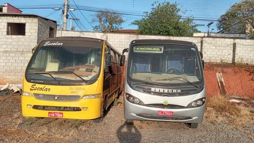 Mercedes Bens 814  Busscar