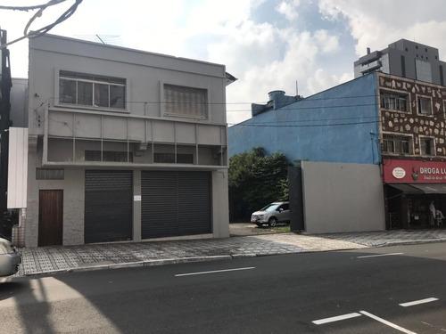 Imagem 1 de 26 de Salão Para Alugar, 661 M² Por R$ 25.000,00/mês - Centro - São Bernardo Do Campo/sp - Sl0005