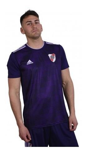 Camiseta River Plate Suplente Sin Publicidades Originales