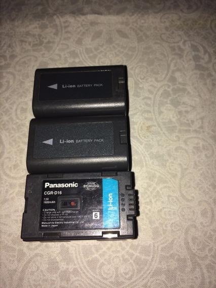 Bateria Panasonic Cgr-d16