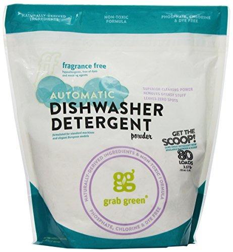 Imagen 1 de 5 de Agarre El Polvo Detergente Automático Verde Natural Lavaplat