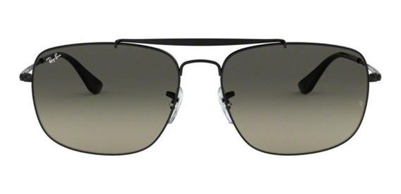 Óculos De Sol Ray Ban The Colonel Rb3560 002/71 58
