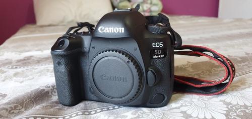 Canon 5d Mark Iv (só O Corpo)