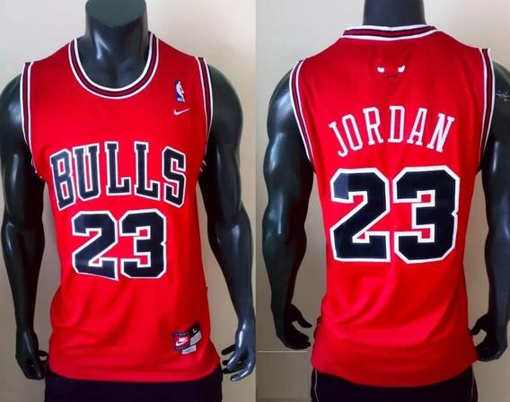 Camiseta Nba Chicago Bulls Importada